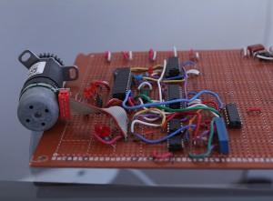 BLDC protoboard