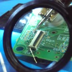 NDSL LCD FFC Connector
