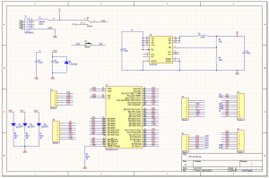 PIC-On-The-Go Schematic
